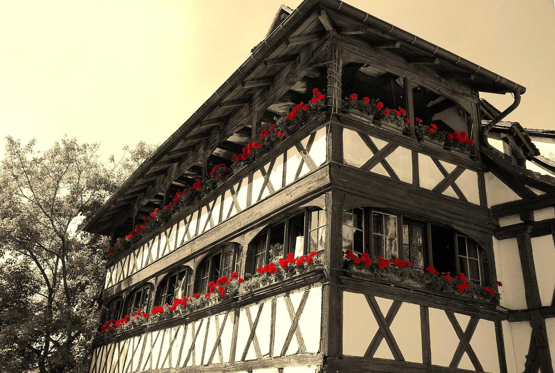 Strasbourg Colombages Alsasmartours